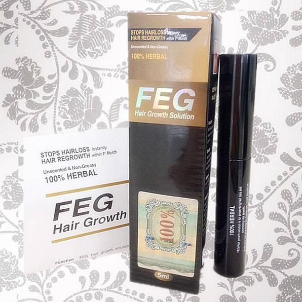 Eyebrow growth liquid/ FEG/Thick Dense Lengthening