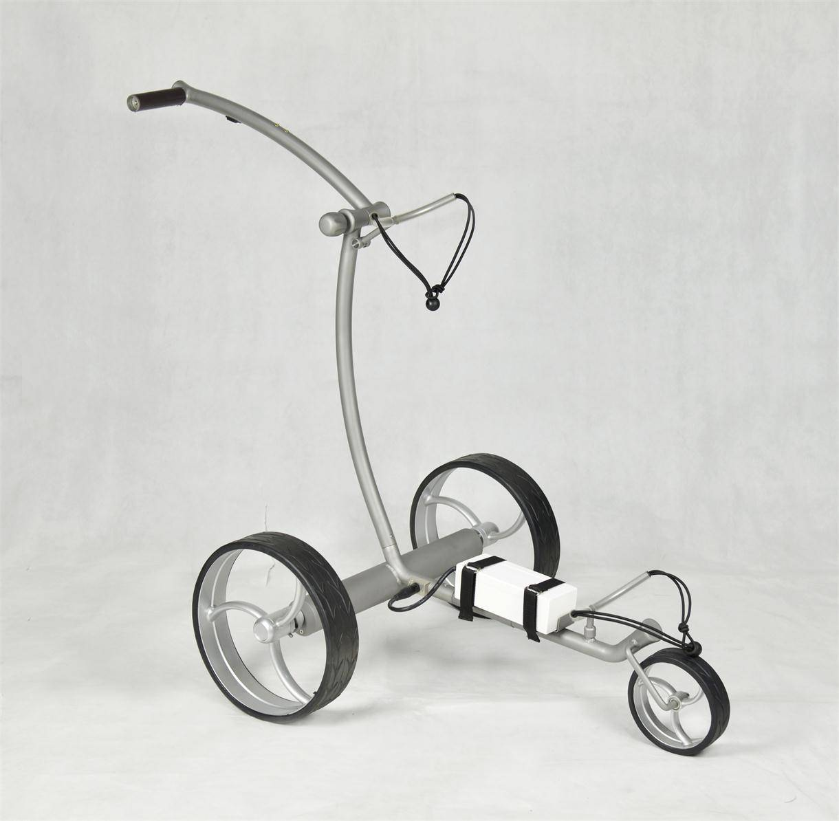 MC314TS Stainless Steel Electric Golf Trolley