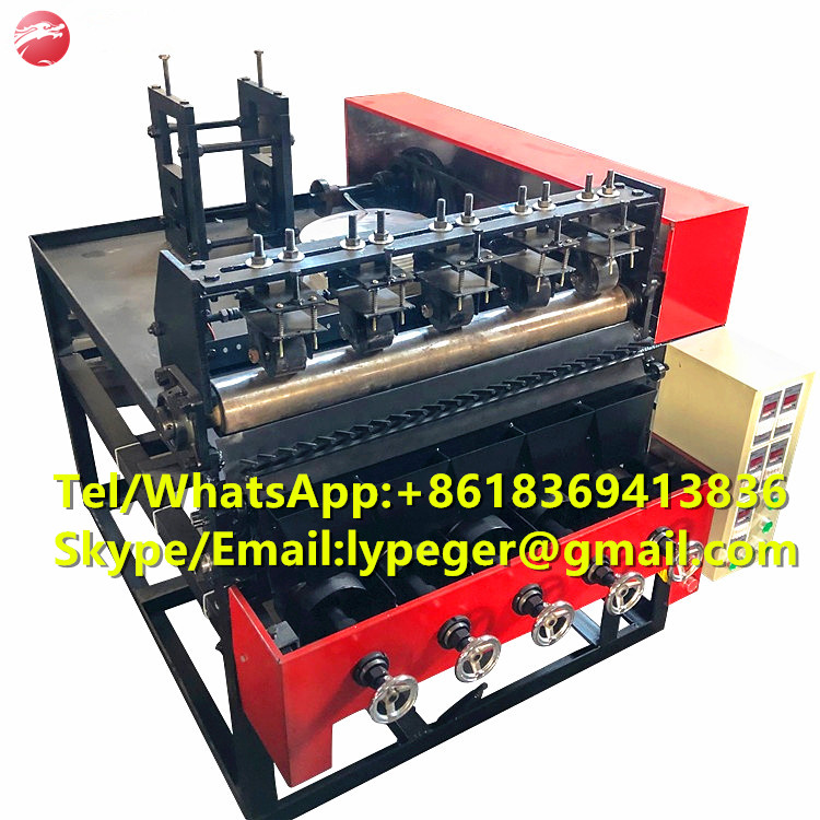 stainless steel scrubber making machine with CE certificate
