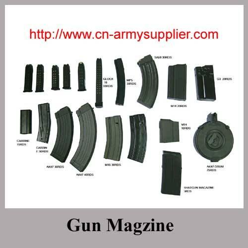 AK Ammo Gun Magazine