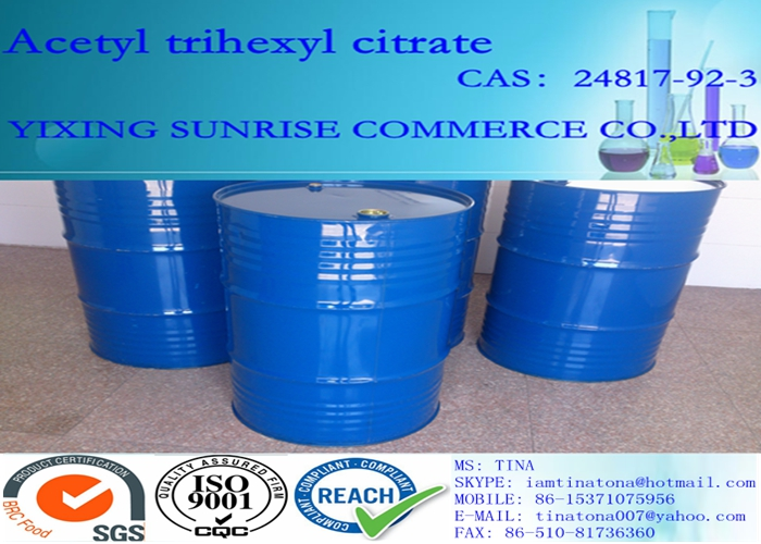 Acetyl trihexyl citrate