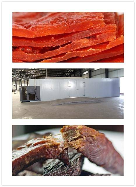 preserved meat dryer,air source heat pump technology,Intelligent temperature and humidity control