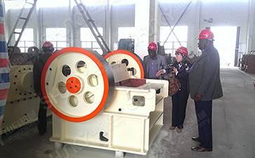 PE-1200×1500 Jaw Crusher