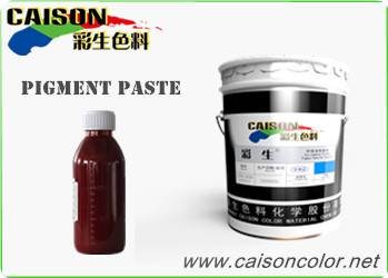 CTH-1150 Bordeaux water-based pigment paste
