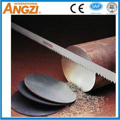 High speed carbon band saw blades
