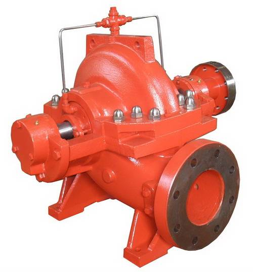 Single Stage Double Suction Centrifugal Pump (XS)