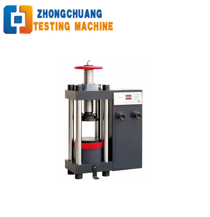 Manual Concrete Compression Testing Machine Price Testing Equipment Supplier