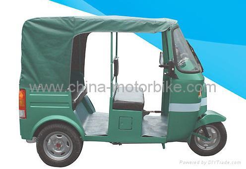 CNG 3 wheels rickshaw