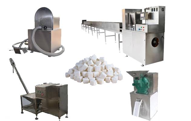 Hot Selling High Quality Cube Sugar Production Line