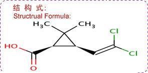 1R-cis-Permethric acid