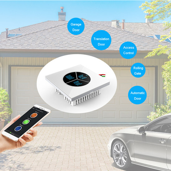 Automatic Sliding Door Controller Smart WiFi Switch