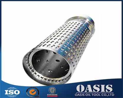 Stainless Steel Pipe Base Well Screen for Sand Control