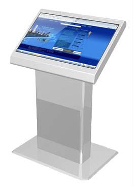SANMAO 32 Inch Touch Screen Kiosk Multimedia Information Self-Service Kiosk LCD Display