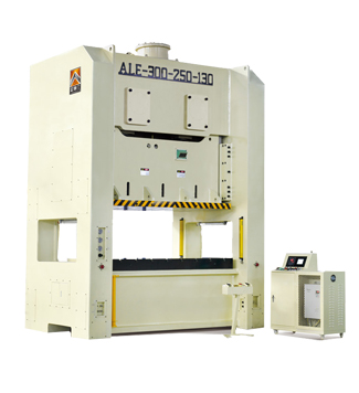 H (Straightside) Frame Crank Type Mechanical Stamping Press
