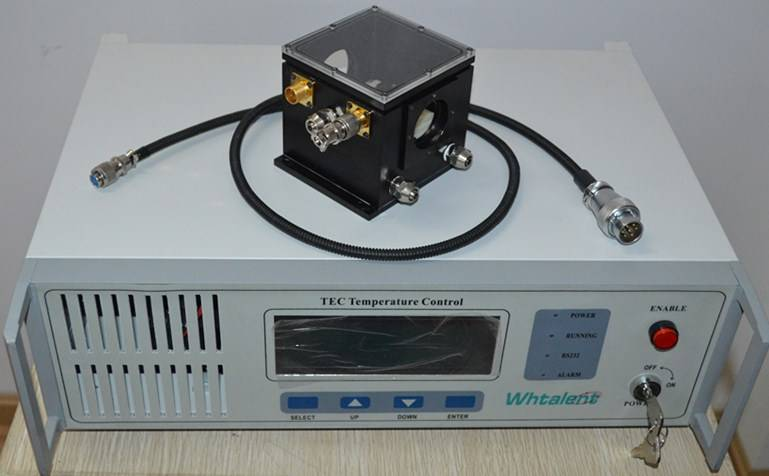 High-power semiconductor TEC temperature controller