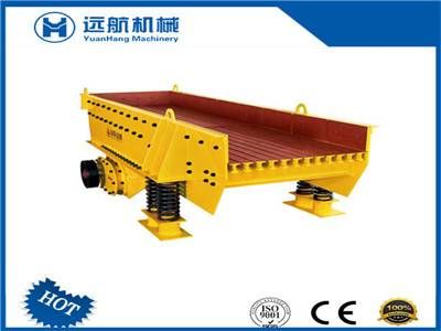 Sand-making Process Mining Equipment Vibrating Feeder