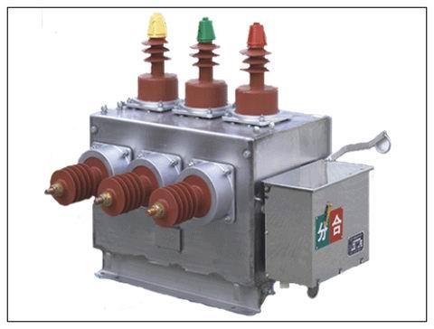 ZW10-12 outdoor high voltage vacuum circuit breaker