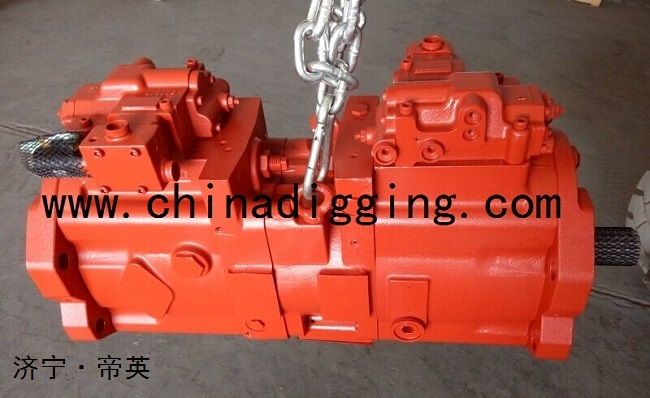 Hyundai R520 excavator hydraulic pump main pump assy