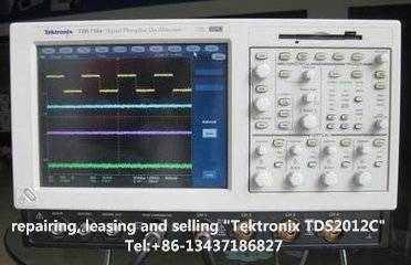 Tektronix TDS7104 Oscilloscope