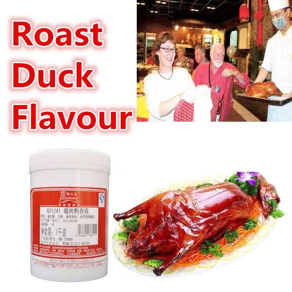 roast duck flavour