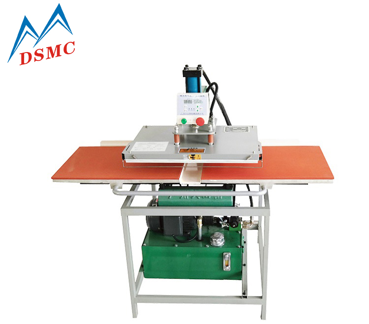 High Quality 460 Hydraulic duplex heat press machinery