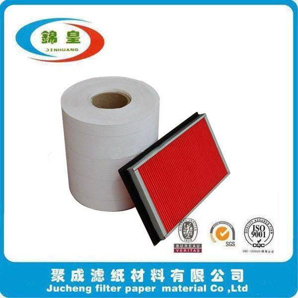 Auto industry wood  pulp filter paper