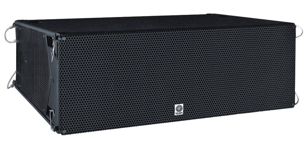 AS 312 Independent Line Array System, Ultra Low Frequency Speaker Component Systems