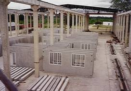 Precast System For Low Cost Housing