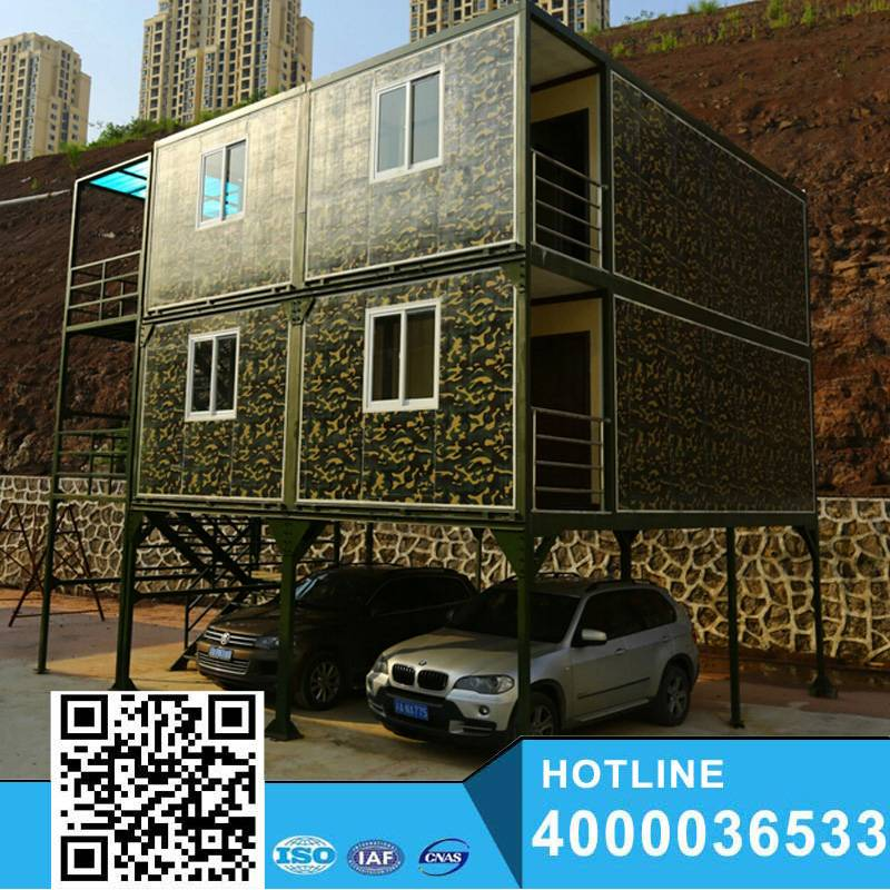 Construction site dormitory living prefab housing prices