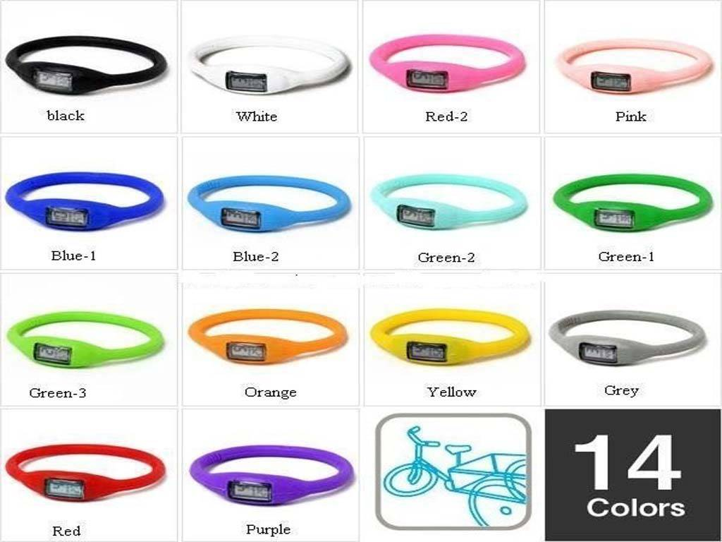 Silicone ions watch