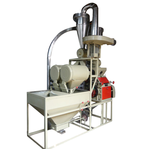 300kg/h combined wheat flour mill machine