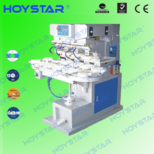 4color pad printing machine for pen/ball/cap