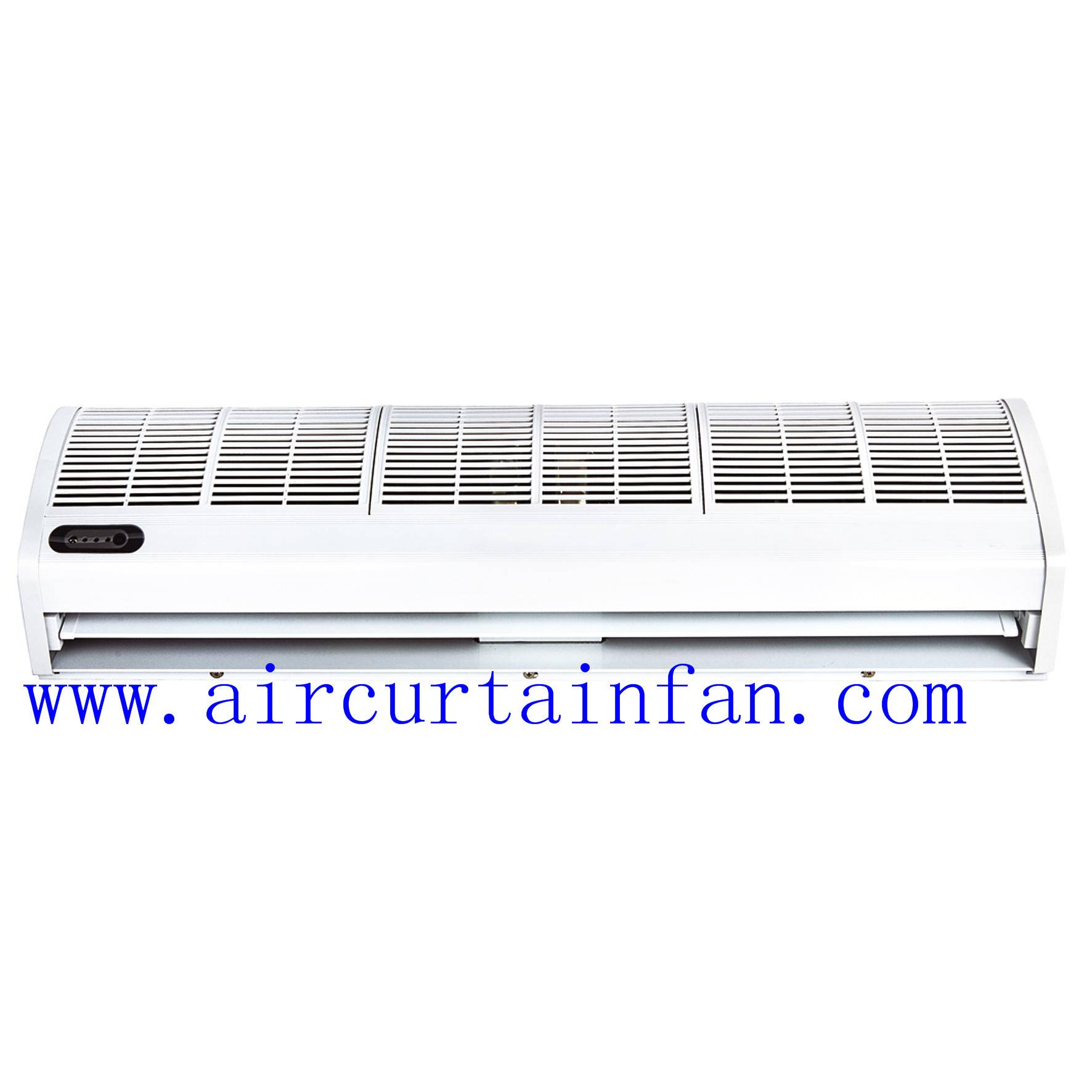 900-1500mm remote control cross-flow air curtains without heating