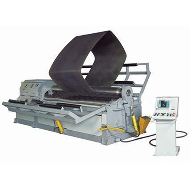 Fuel Tank CNC Automatic Feeding Square Folding Machine