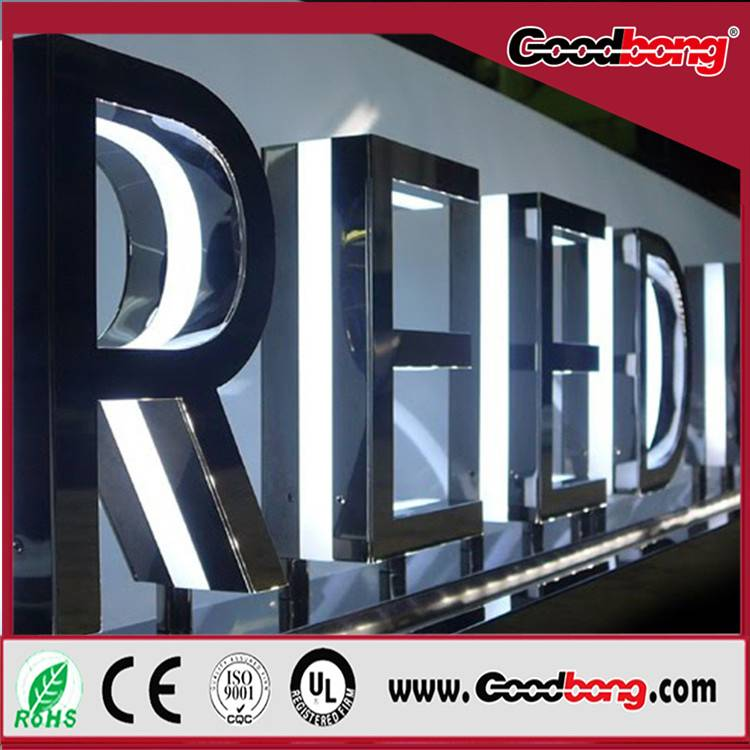 Advertising Outdoor Strong Sound Lighting LED Letter Advertising