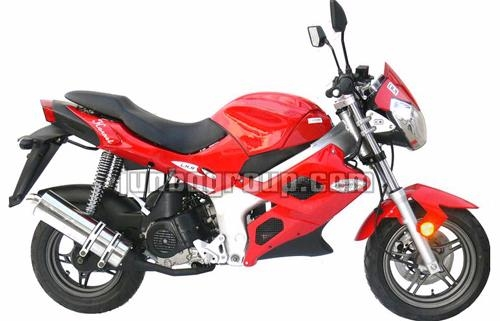 Motorcycle Hornet 2 Stroke 50cc with Euro III 3 and EEC/COC