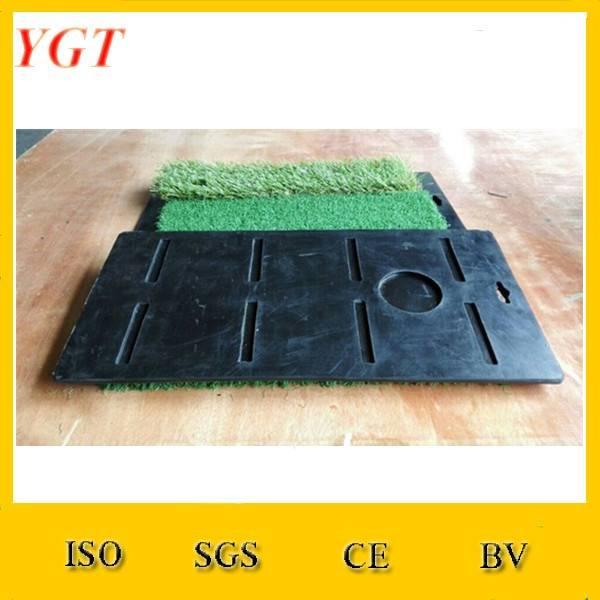 training golf putting mat customized