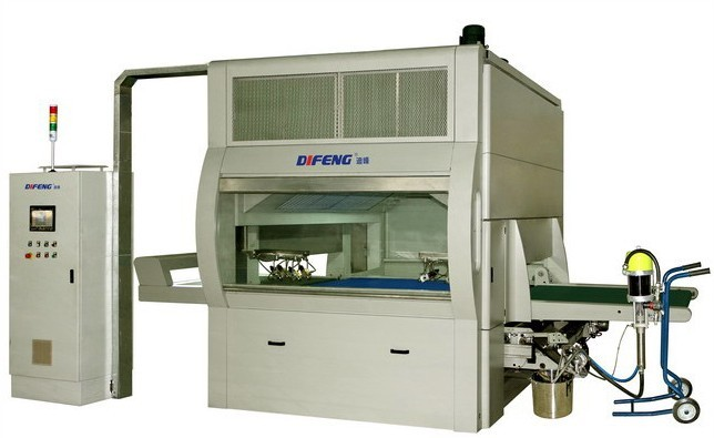 1300mm Automatic Spraying Machine(Belt Conveyor)