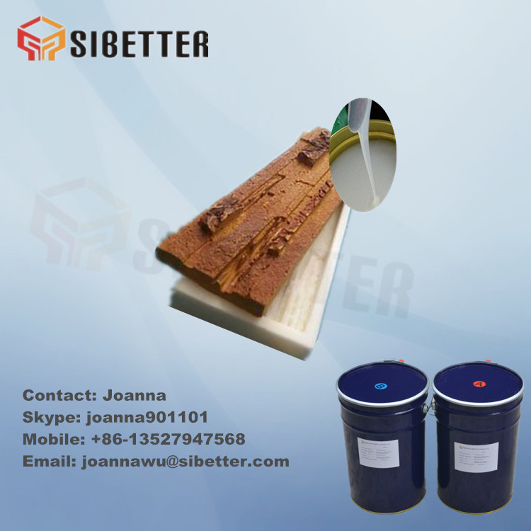 Mold Making RTV Silicone Rubber for Architectural Stone Cladding