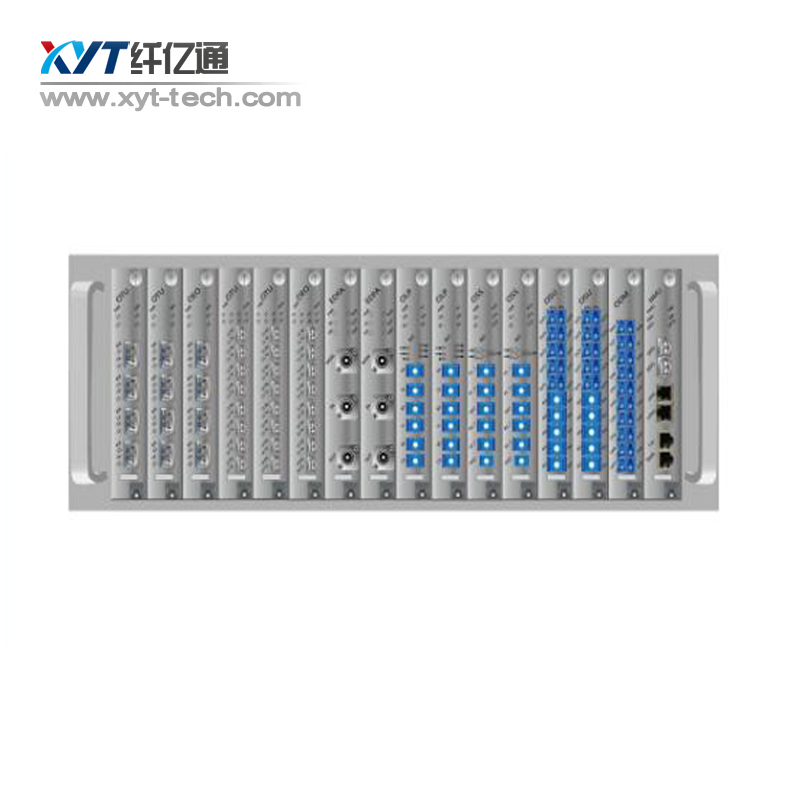 4U WDM integrated platform 19-inch standard 4U rack for long distance transmission optical network