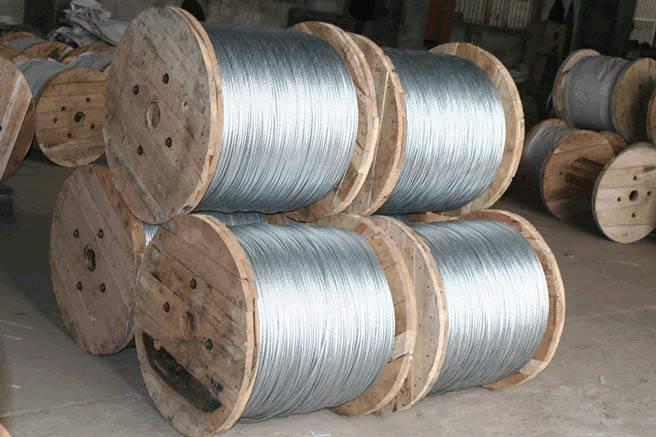 Galvanized steel wire/zinc-coated wire