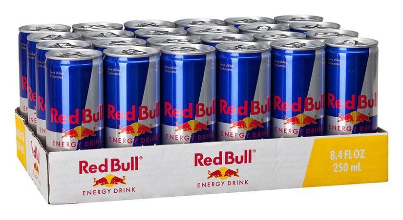 RED BULL ENERGY DRINK 250ml/350ml