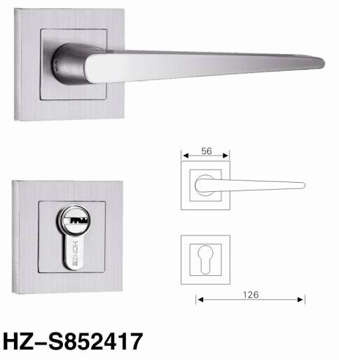 rosette handle locks