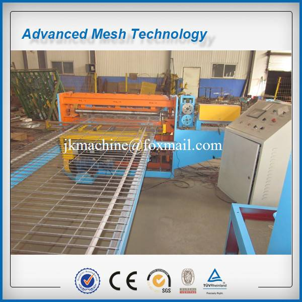 Automatic Steel Wire Mesh Construction Mesh Welding Machines