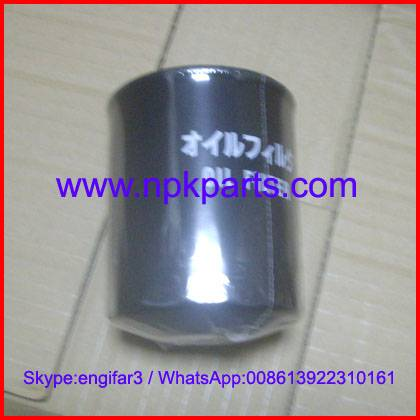 Yanmar 4TNE84 engine parts oil filter 24-07301