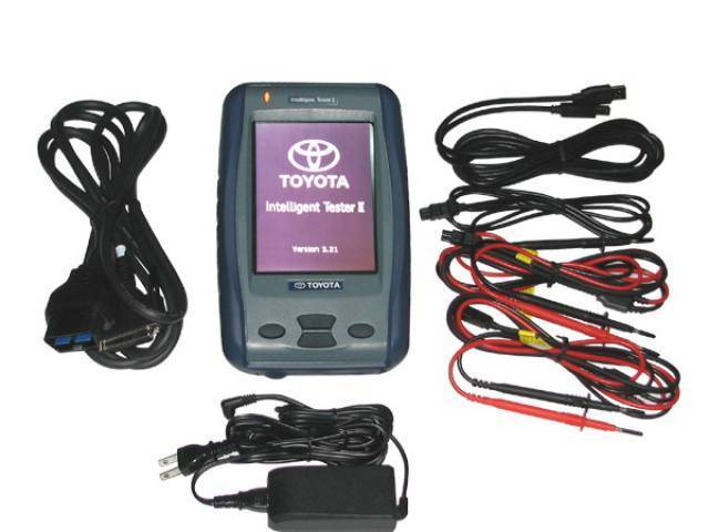 Toyota IT2