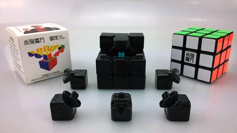 Yongjun YJ Yulong Plastic Puzzle Toys Popular 3×3 Cube