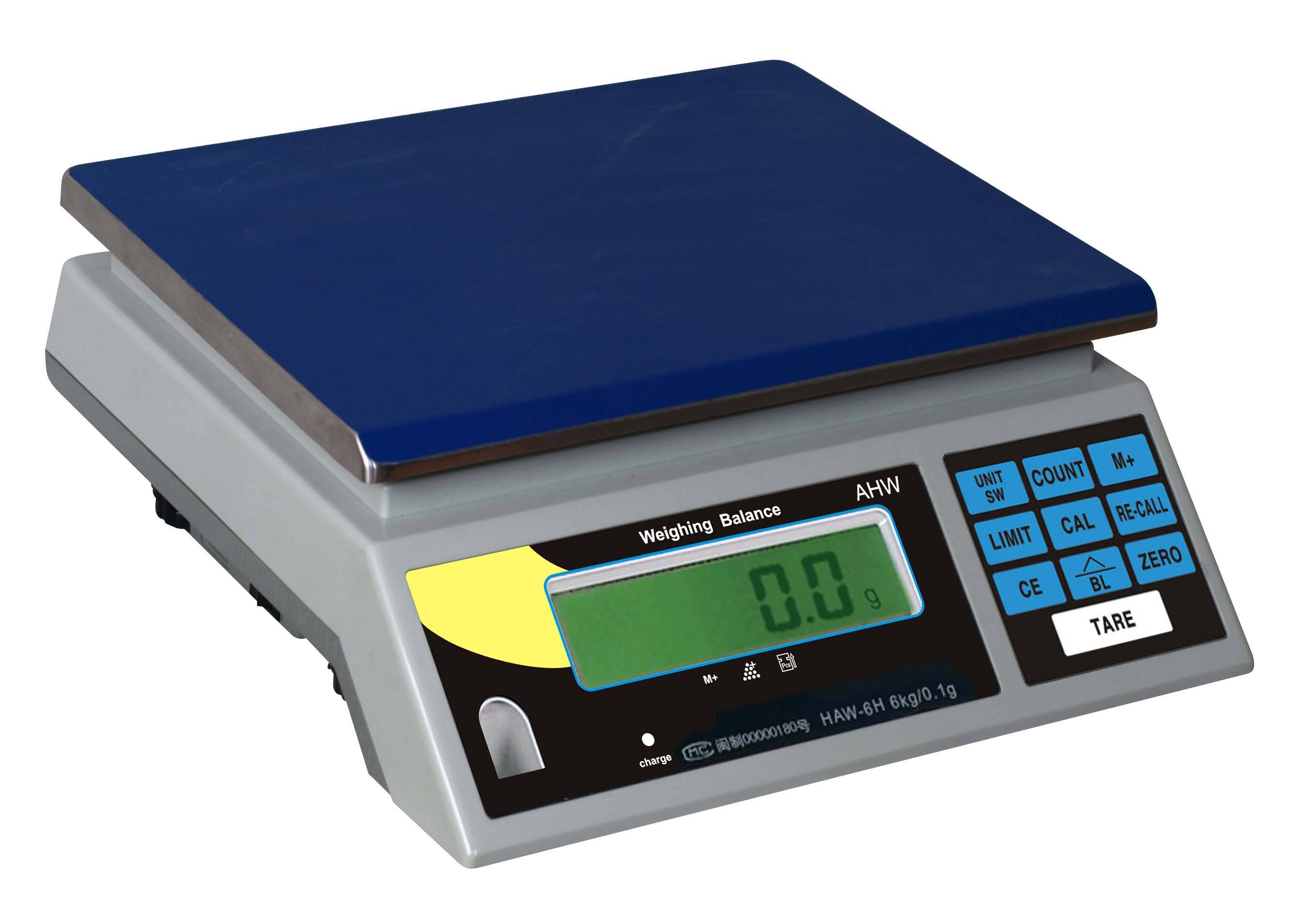 Hot Sale!!! HAW Series Electronic Weighing Scale From 1.5kg To 30kg