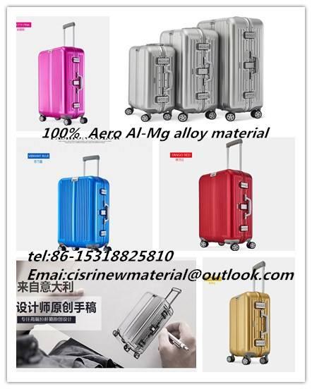 aluminium trolley bag