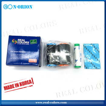 Pcc compatible Hiti K_1000 black ribbon for cs200e cs220e card printer